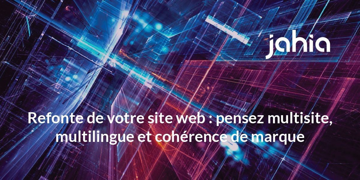 30 Minutes avec notre Sponsor @Jahia !  Ce jeudi 30 Janvier à 11H00 !  Inscrivez-vous https://buff.ly/30Yn7jI   #CMS #OpenSource #multisite #multilingue #centralise #cloud #digital #transformation #numerique #jahia #Marketing #personnalisation #webinarpic.twitter.com/67xfHvE92a