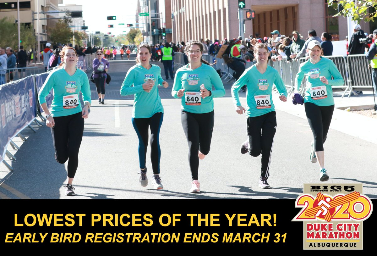 Duke City Marathon (@DukeCityRun) Twitter  Twitter