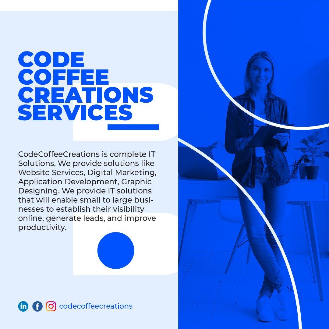 CodeCoffeeCreations  .   @codecoffeecreations  #webdevelopment #webdesign #webdeveloper #website #html #programming #coding #design #digitalmarketing #codecoffeecreations #creative #ecommerce #woocommerce #programmer #codinglife #developerspace #java #android #iosdeveloperpic.twitter.com/AHLbvNh5so