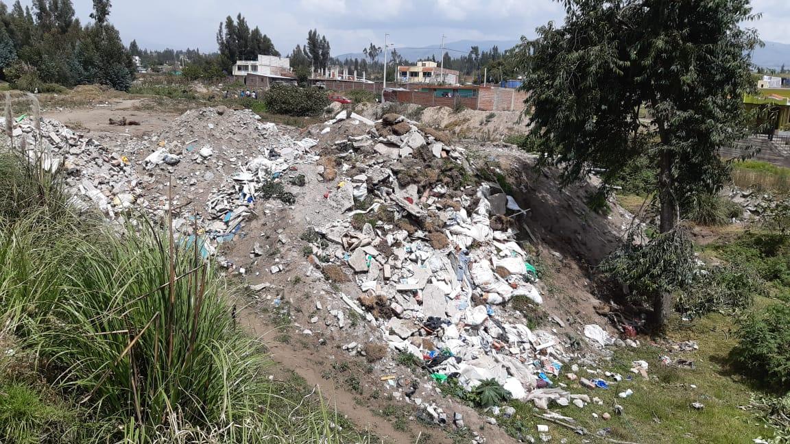 Riesgos Ecuador