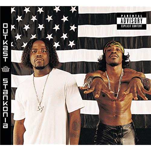 ⬇️ TODAY IN HIP-HOP ⬇️⬇️2002: @OutKast wins Best Rap Album at 2002 Grammys for #Stankonia. Where does it rank in their discography?