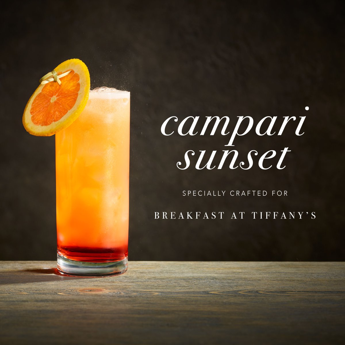 Sweeten up your cinema experience with the #GreatestFilmsofAllTime, and enjoy a Signature Cocktail while you're at it! Our delicious Campari Sunset pairs perfectly with the iconic BREAKFAST AT TIFFANY'S! http://ow.ly/LUeB50xRhDEpic.twitter.com/0LJZcOjKI8