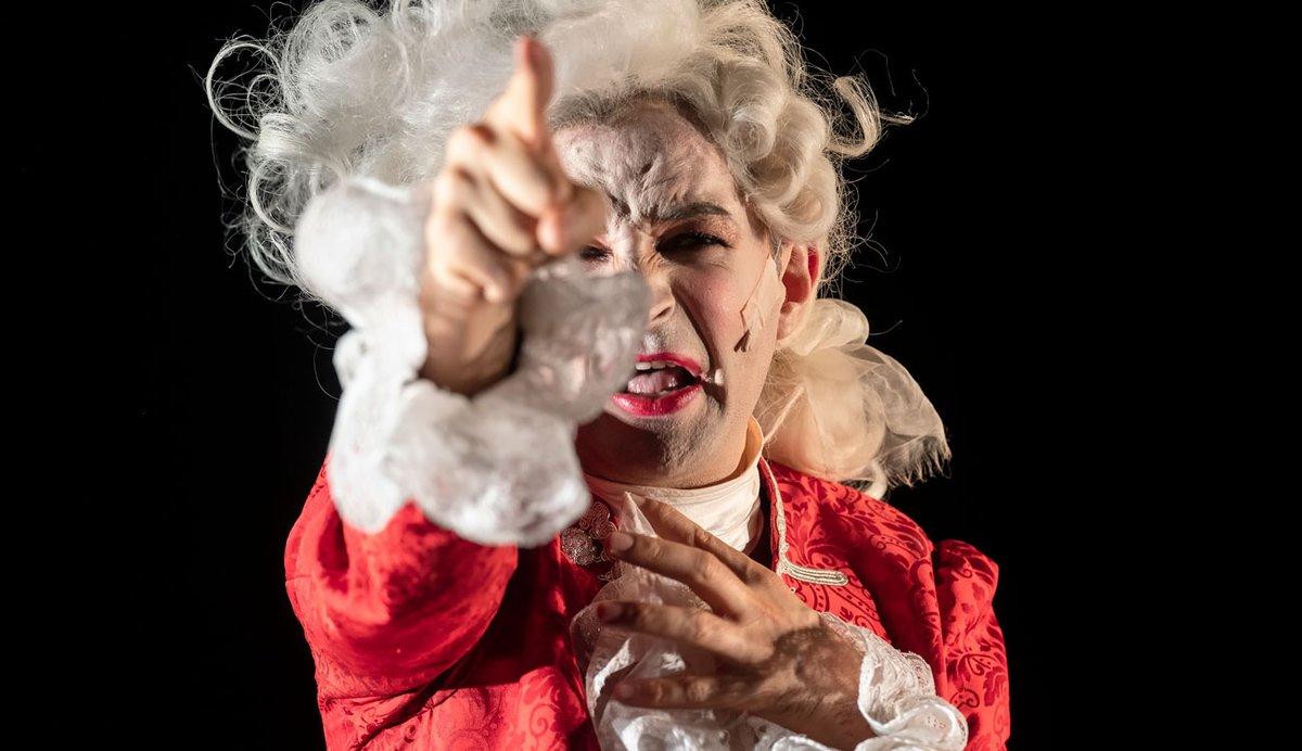 Beethoven? Nö! Amadeus! David Ortmann erzählt heute Abend vom Leben Mozarts im @TheaterWinti! Ein Blick in das Leben des berühmten Wunderkindes... https://bit.ly/2RCznDz #Winterthur #Mozart #Theater #Musiktheater #Schauspiel pic.twitter.com/Iy4AYuCyug