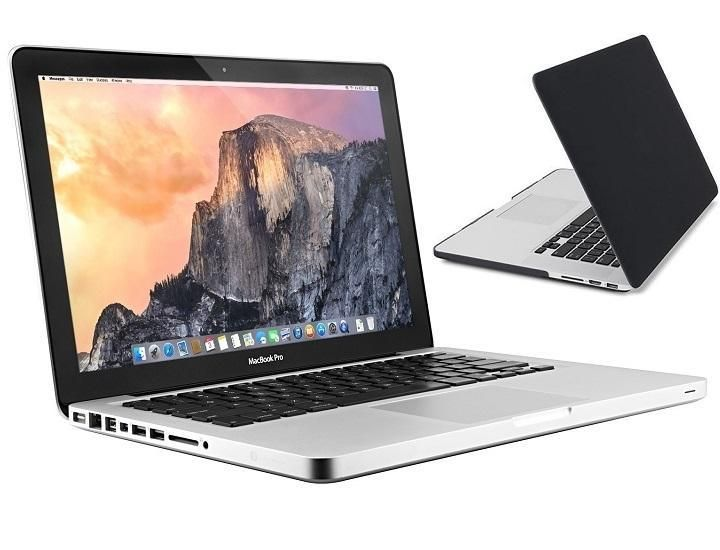 """Your sleek, portable, & versatile MacBook Pro 13.3"""" is the perfect laptop computer for just about anyone! Originally $1,199.99, our followers get this MacBook Pro for $374.99 shipped with code 568HDD.  @Apple #UntilGone #DailyDeals #Deals #MacBookPro"""