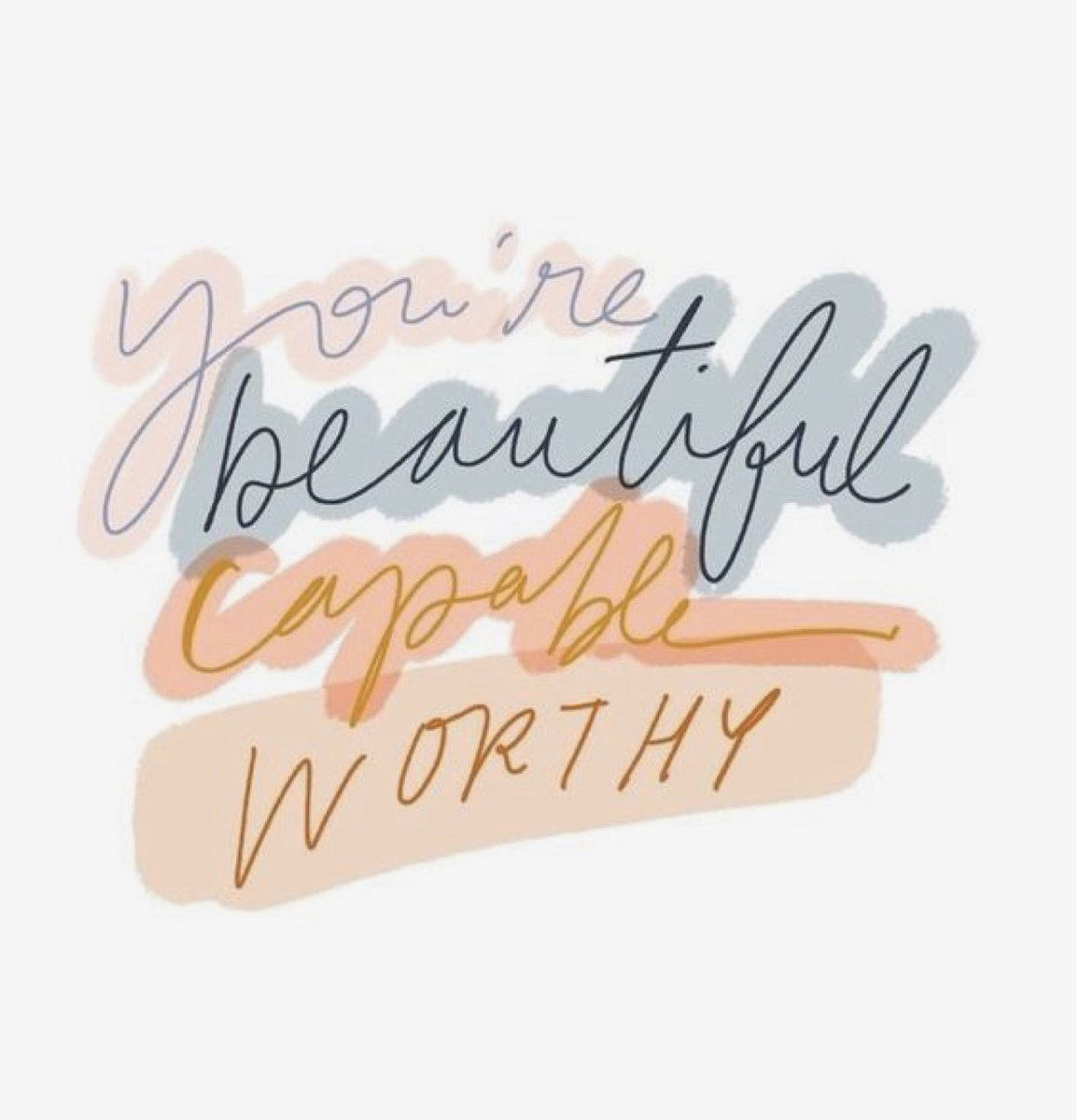 ✨BEAUTIFUL • CAPABLE • WORTHY✨ #babessupportingbabes #girls #girlpower #beautiful #capable #worthy #motivation #keepgoing #bossbabe #babesofinsta