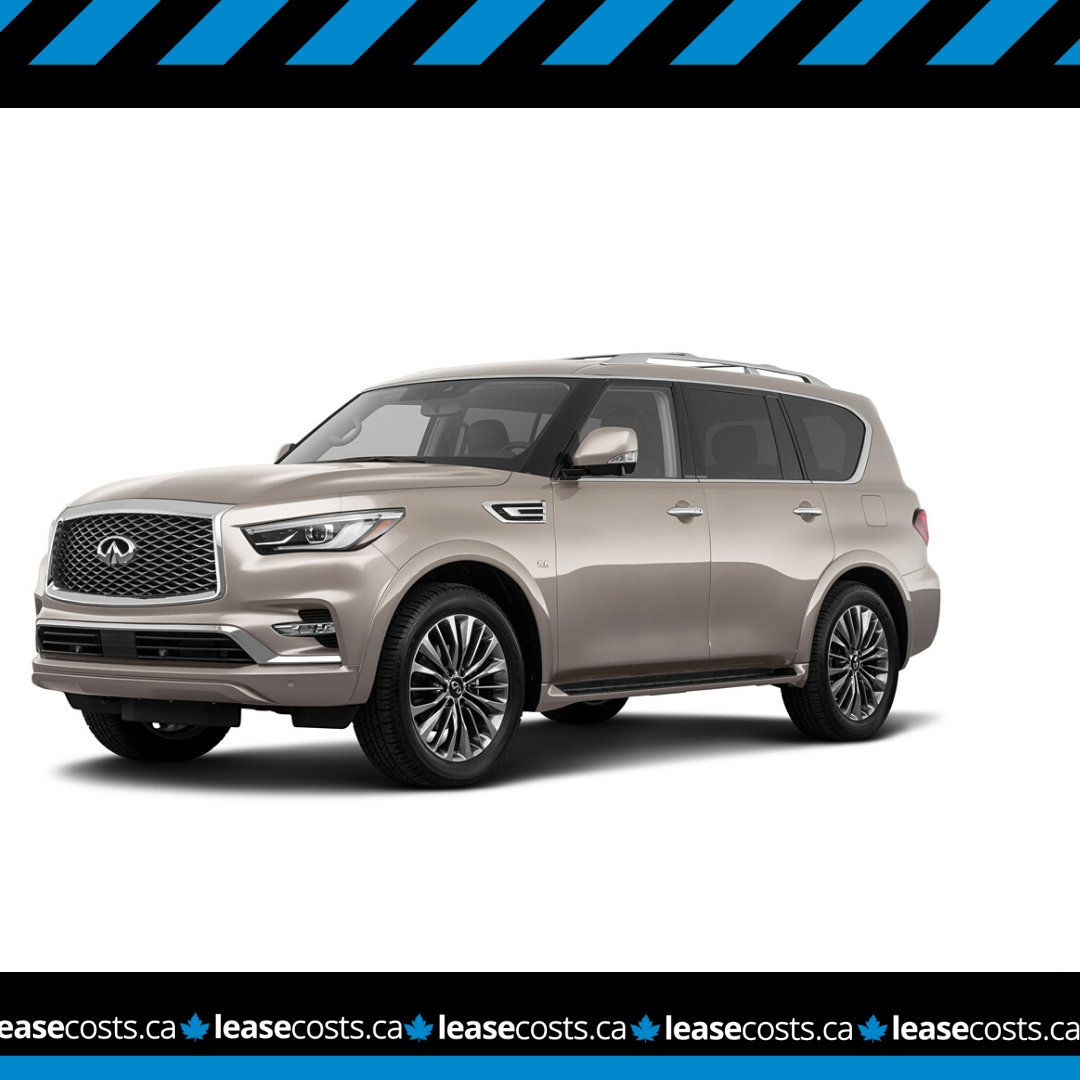 LEASE IT for 33 MONTHS in the BRAMPTON Area! 2019 Infiniti Qx80 Automatic AWD  All this for only 1074CAD/month    #infiniti #infiniticanada #qx80 #leasetakeover #leasetransfer #carlease #lease  #leasetakeover  #leasing #deals #cars  #vehicles #ride #drive