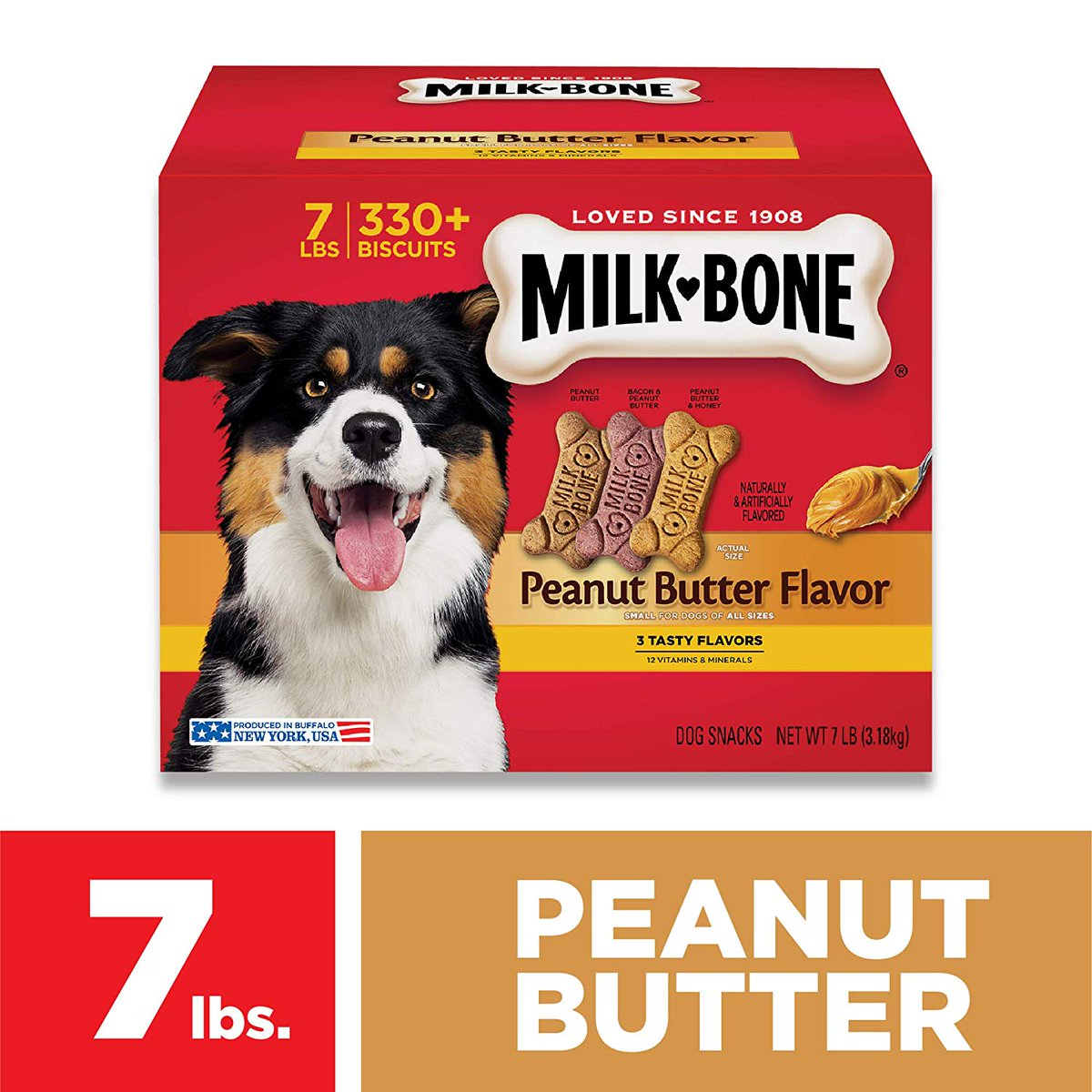 50% off!!!  7lbs of MilkBones!!!    #BwcDeals #Deals #dailydeals #MilkBone #Pets
