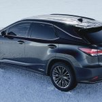 Elegance with edge. #LexusRX