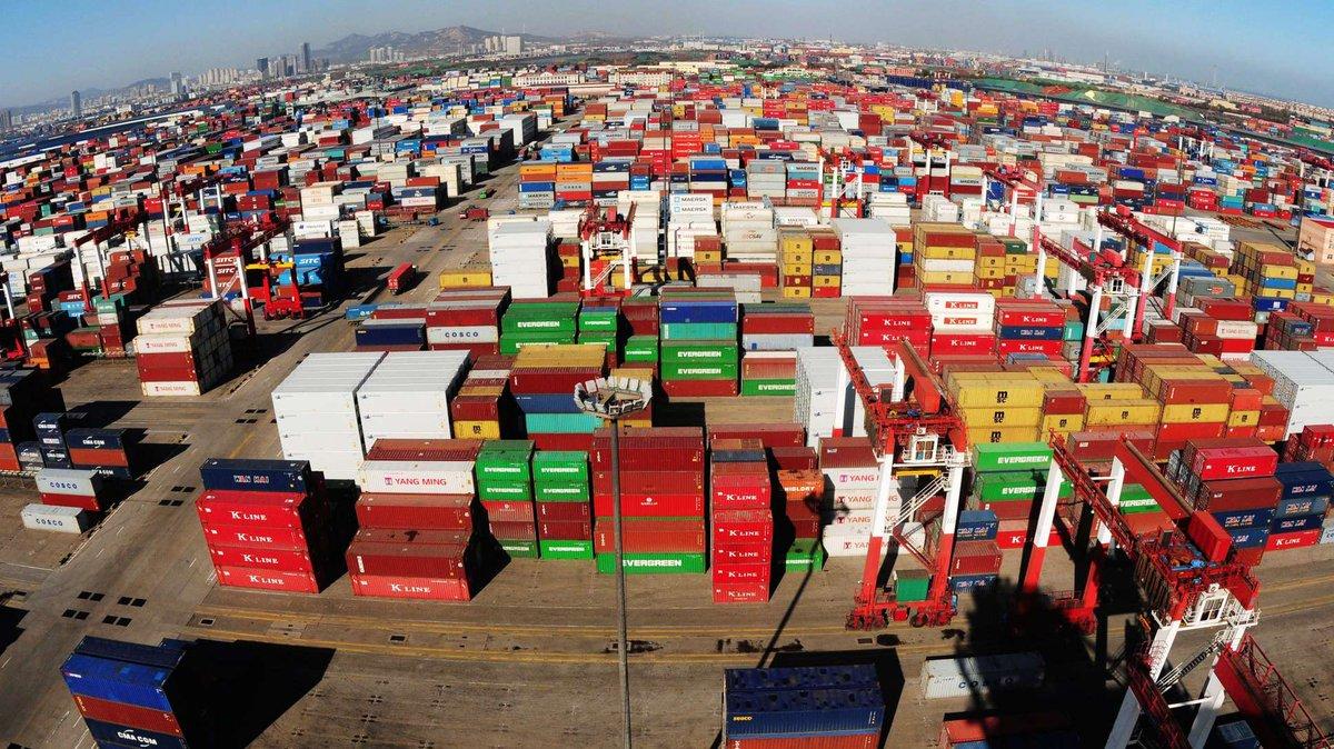 ⭕️🗞️Balanza comercial tuvo #SUPERÁVIT de tres mil 68 mdd en #DICIEMBRE La balanza comercial de #México cerró diciembre de 2019 con un resultado positivo
