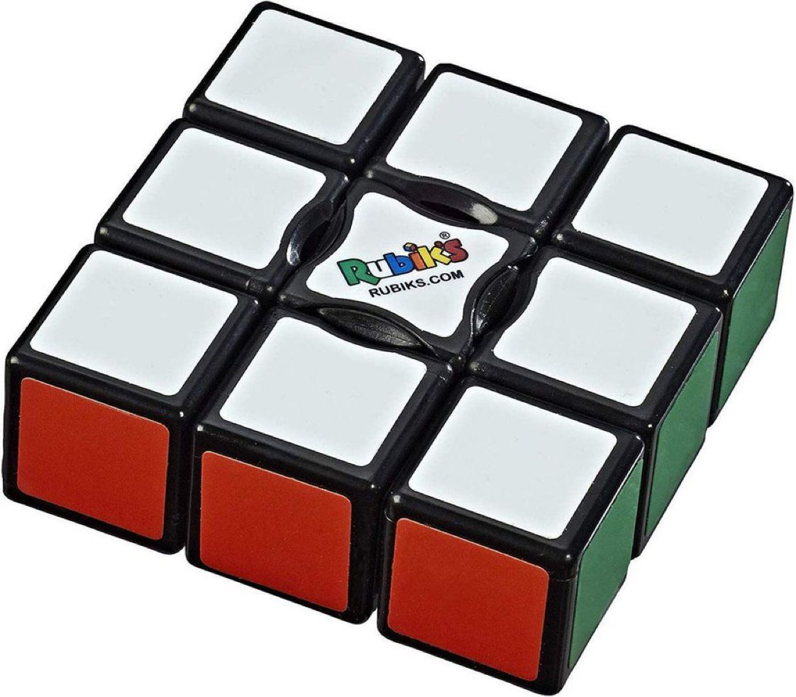 Hasbro Gaming Rubik's Edge Puzzle Game   $3.97 with Free Prime Shipping     #steals #deals #stealsanddeals