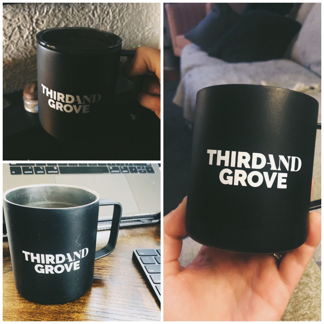 "Another round of, ""Show me your mug and I'll show you mine"" from our teammates #digitalagency #thirdandgrove #companypridepic.twitter.com/aR9YLdWlQ2"