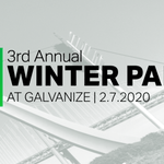 Just released: Last round of tickets to 3rd Annual Winter Party at Galvanize https://t.co/cSyFWaiJmK