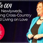 PODCAST: Newlyweds, Moving Cross-Country and Living on Love! https://t.co/rlPQWsOlu4 #podcast #entrepreneur #businesspodcast #katielancepodcast