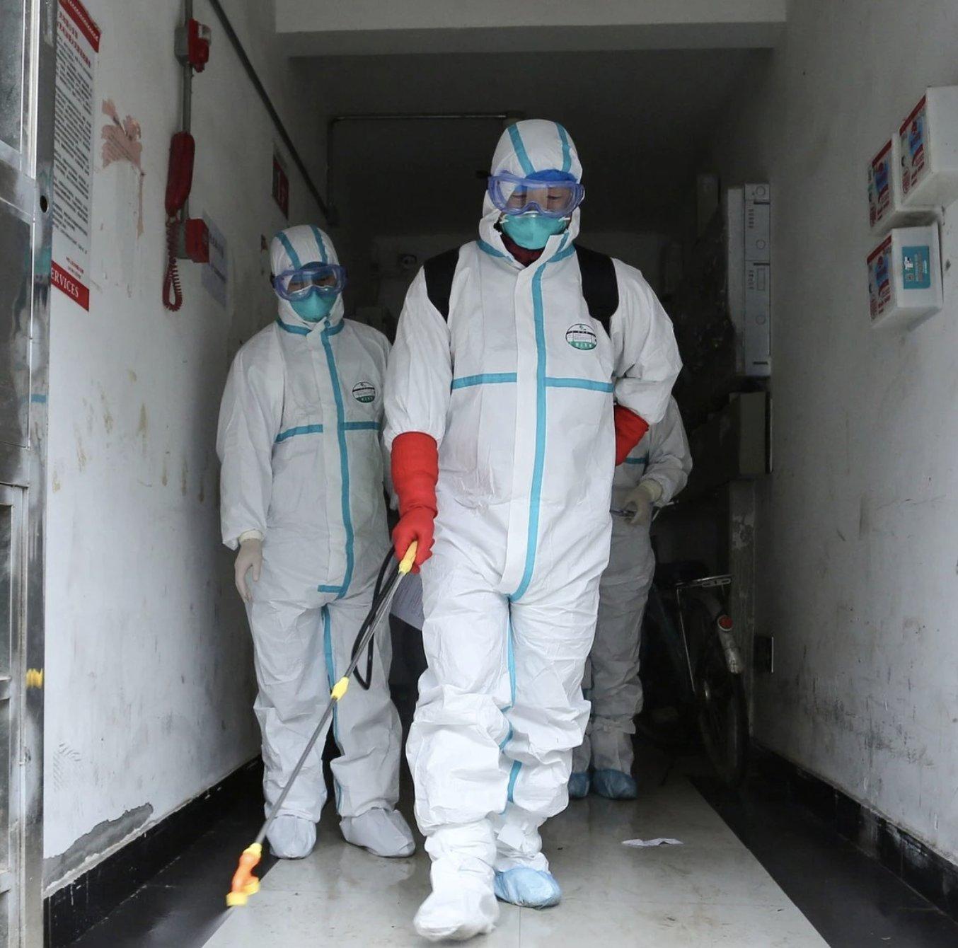 Coronavirus: primer contagio entre europeos