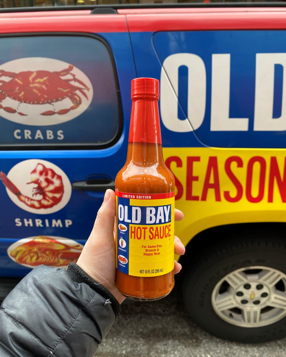 Old Bay sells out of limited edition hot sauce within an hour