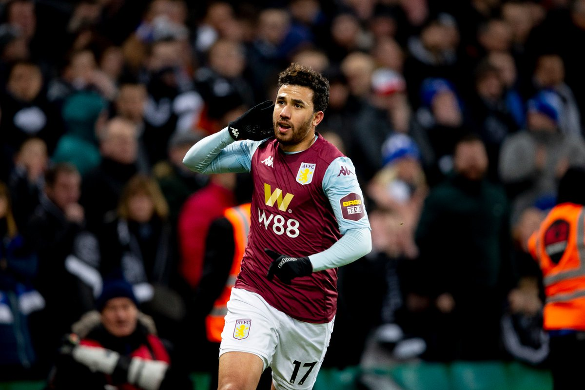 Image result for aston villa vs leicester city EFL