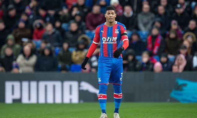 PSV Eindhoven make improved bid of £7.6m for Crystal Palace full-back Patrick Van Aanholt https://t.co/CjCSCQ2hOr https://t.co/4jgvX9i6f4