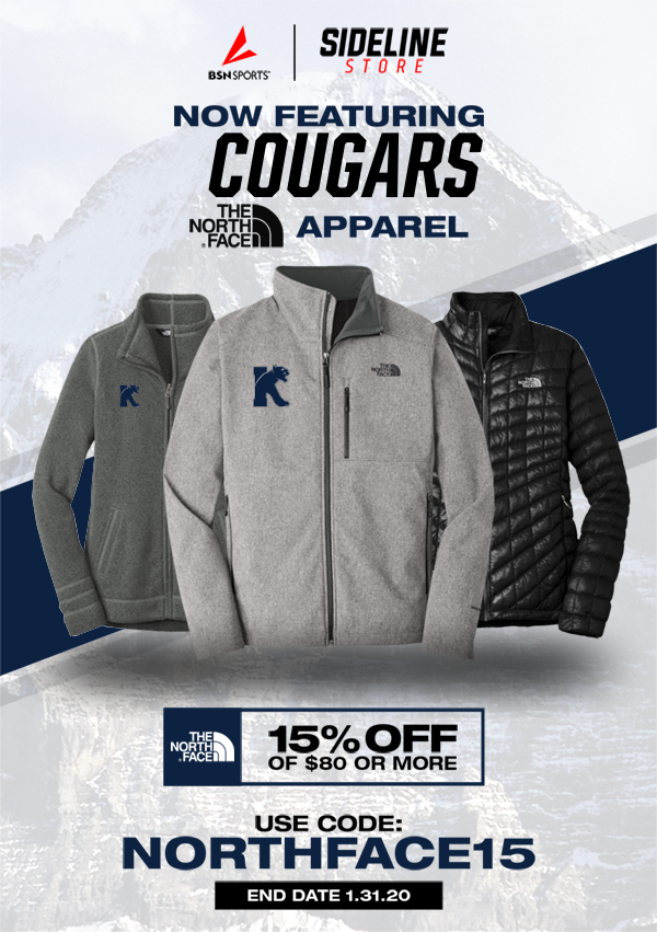 The North Face was recently added to our team store. This quick sale is a limited offer! sideline.bsnsports.com/schools/new_je…