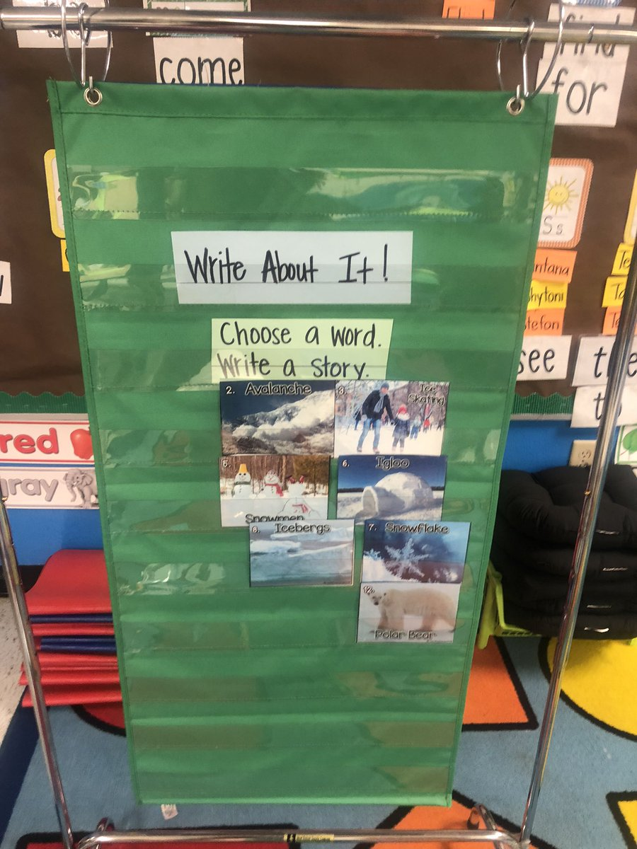 Wild about Writing in Ms. Mason's Kindergarten class! @HARLLEEDISD