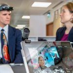 Modified HoloLens helps teach kids with vision impairment to navigate the social world https://t.co/KGN0PmdNRc