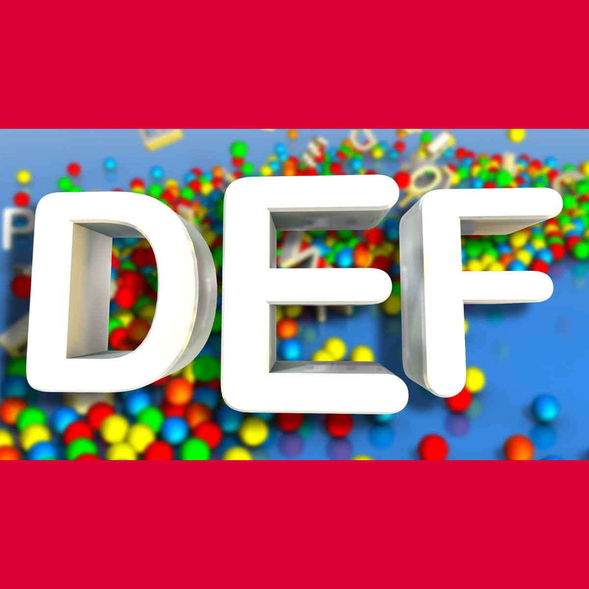 Back by popular demand, it's the alphabet, starring letters D, E and F!!   https://youtu.be/Y9ipQTrpy7o   #kidsvideos #abc #abcsong #alphabet  #abcdef #kidsyoutubechannel #kidspacestudios #kidspace