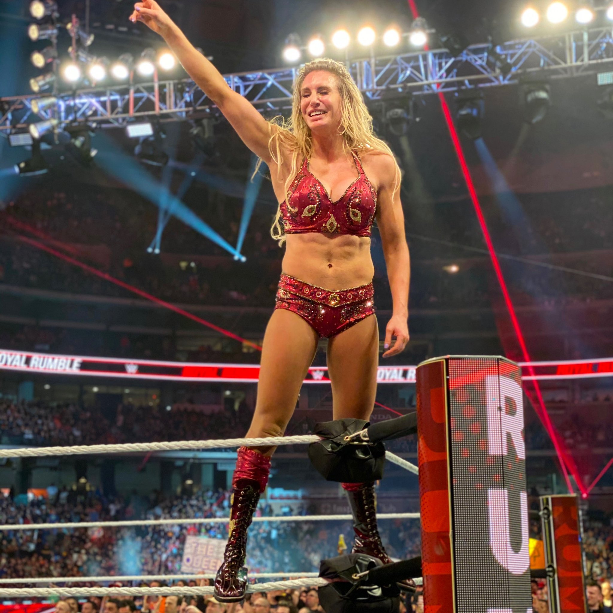 Big Spoiler: Charlotte Flair To Face THIS Surprise Name At WWE WrestleMania 36 2