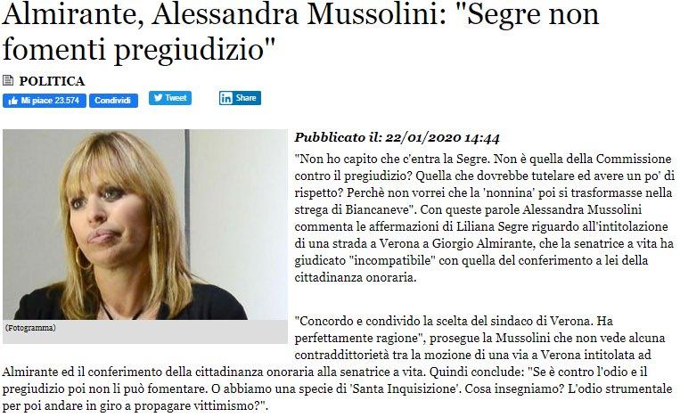 #Mussolini