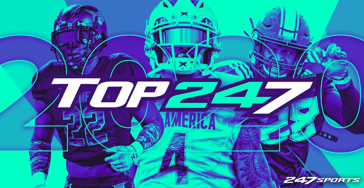 Arkansas recruits see movement in final Top 247 Sports ranking for the Class of 2020 #wps (FREE): 247sports.com/college/arkans…