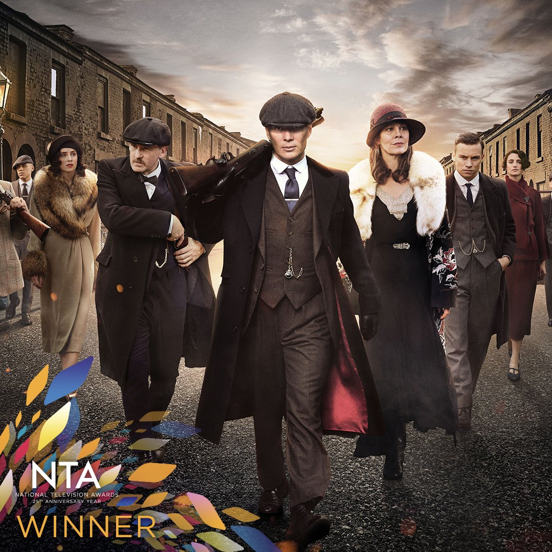 A huge congratulations to @ThePeakyBlinder for taking the Drama NTA, very well deserved! ✨ #NTAs https://t.co/evFDdqS2He
