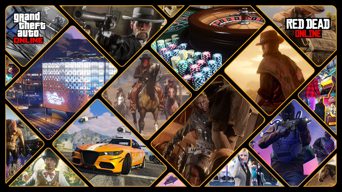 Rockstar Thanks Players for GTA Online's and Red Dead Online's Record Breaking Holiday Season  http://www.buttonsmashgamers.com/rockstar-thanks-players-for-gta-onlines-and-red-dead-onlines-record-breaking-holiday-season/01/28/2020/…  #GTAOnline #RedDeadOnline #PlayStation #PS4 #Xbox #XboxOne #pcgamingpic.twitter.com/jb38xQu4BC