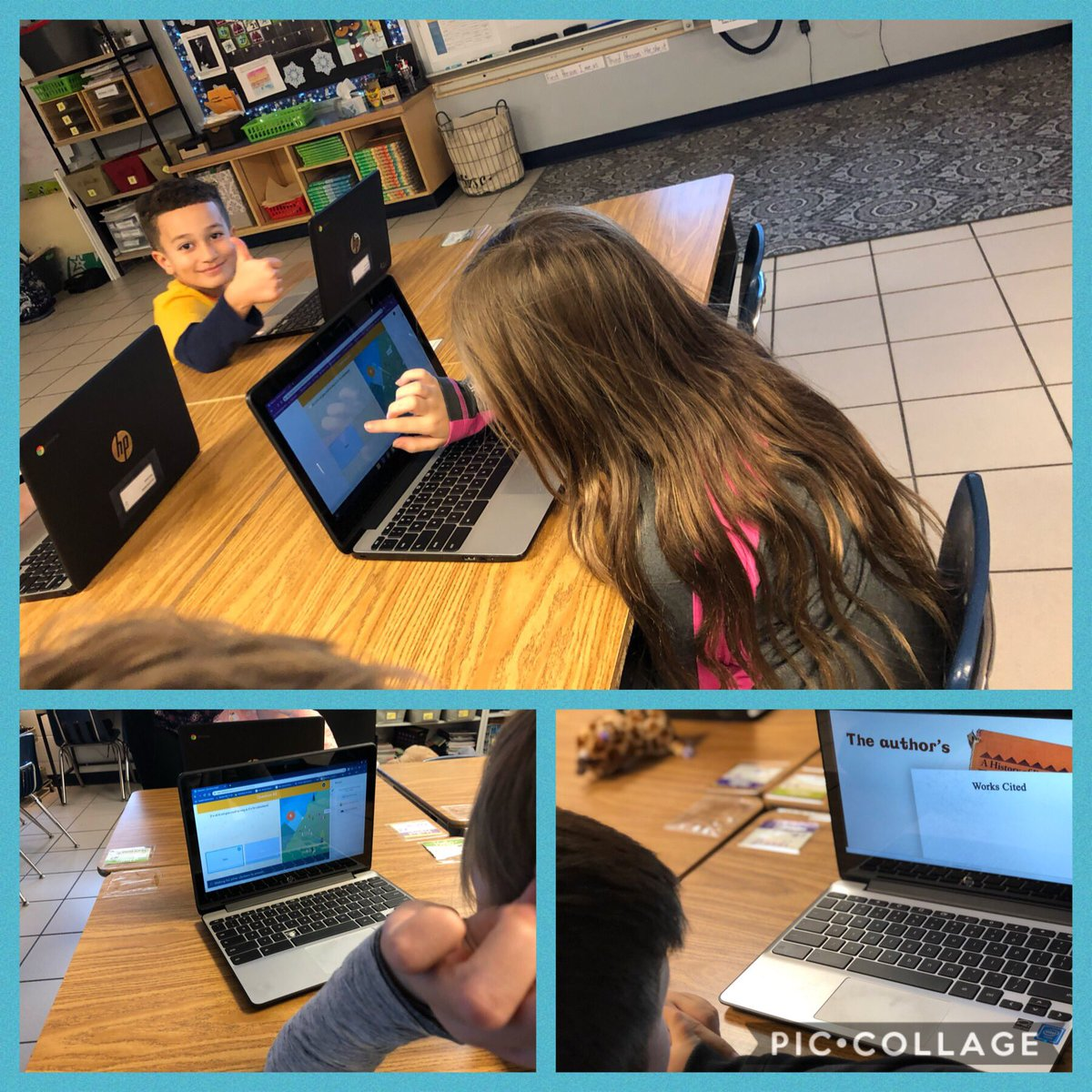 Getting that @nearpod & @Flocabulary love today! 👍 #BWBraveTech #vbits @VBTitleI @Jmw3013