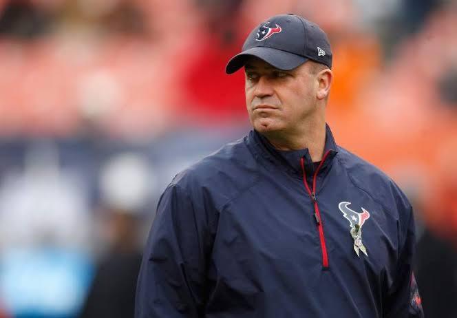 Houston Texans está oficialmente nomeando o Head Coach Bill OBrian como novo GM. Na prática ele já era o GM. A decisão é muito questionada pela fan base do time do Texas. #Texans #NFL #NFLnaESPN #NFL100 #NFLBrasil
