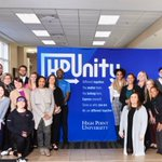 The #HPUFamily is gathering today to celebrate their differences with a photo opportunity as part of #HPUnity Week! 📸🙌 There's still time to stop by, too! The pop-up is located in the upper level of Slane and ends at 5:00 p.m. #HPU365