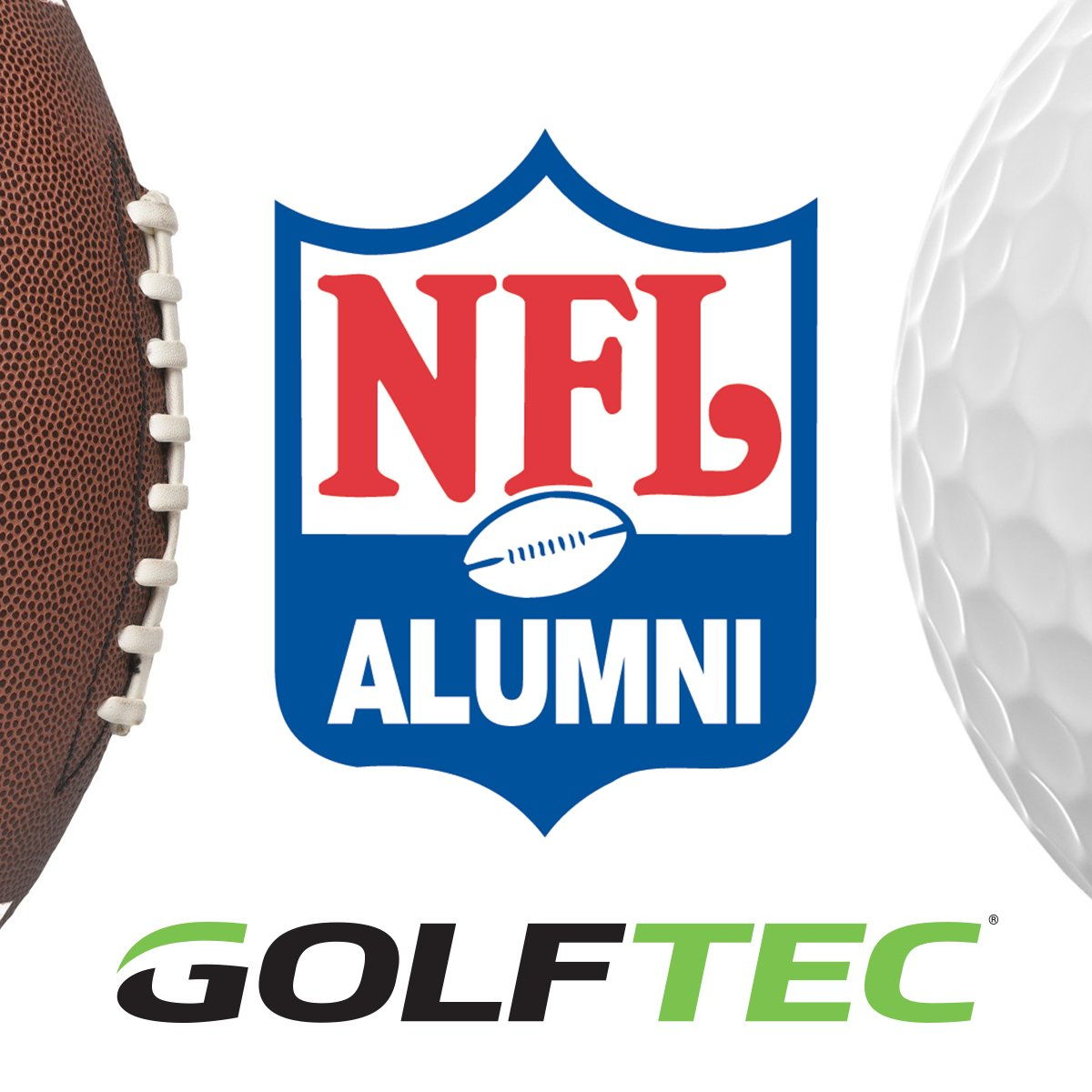 GOLFTEC is excited to become the Official Golf Instruction Partner of the NFL Alumni and to support their incredible charity efforts! You can learn more about this new partnership here: http://bit.ly/NFLAlumniGOLFTEC…pic.twitter.com/1ZuYr9Ktaj