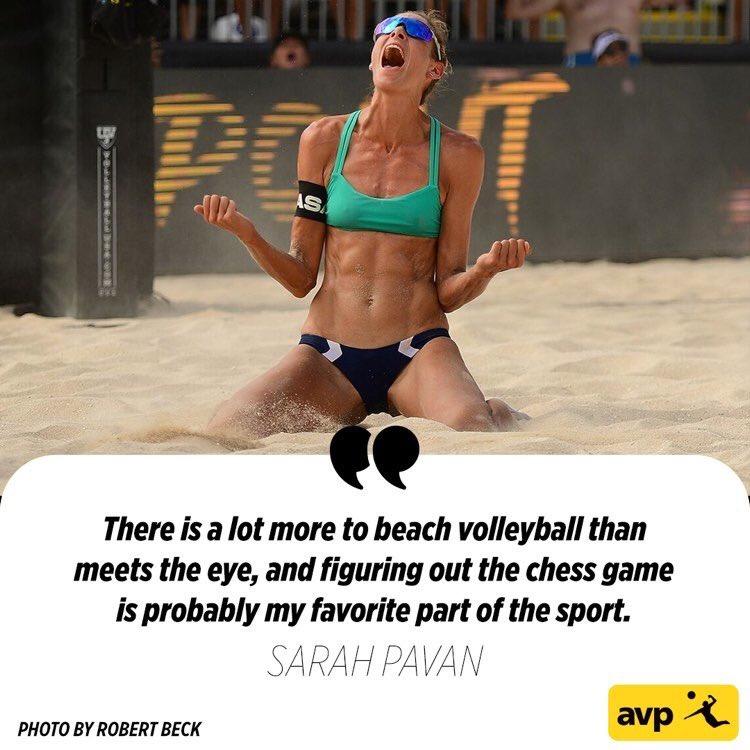 Sarah Pavan @SarahPavan