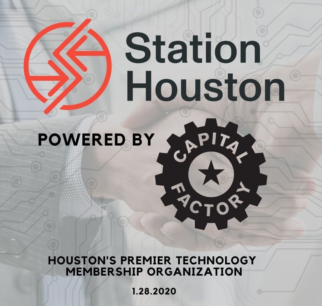Station Houston is now partnering with @CapitalFactory to bring forth the premier technology membership organization in Houston! For more information on this exciting partnership, please check the latest press release by visiting https://t.co/TZn7Vbrdyz. https://t.co/mXrsRNfYgT