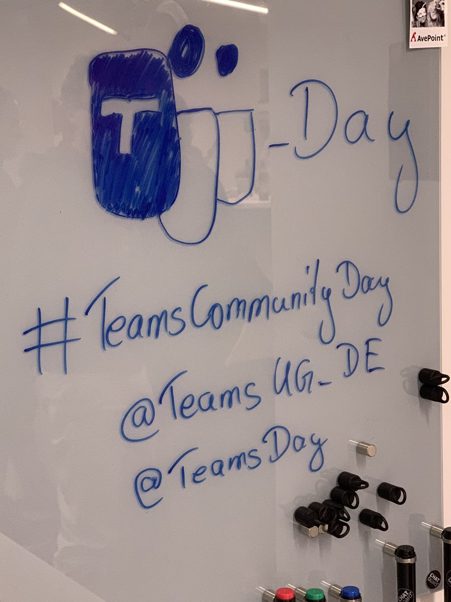 #teamscommunityday