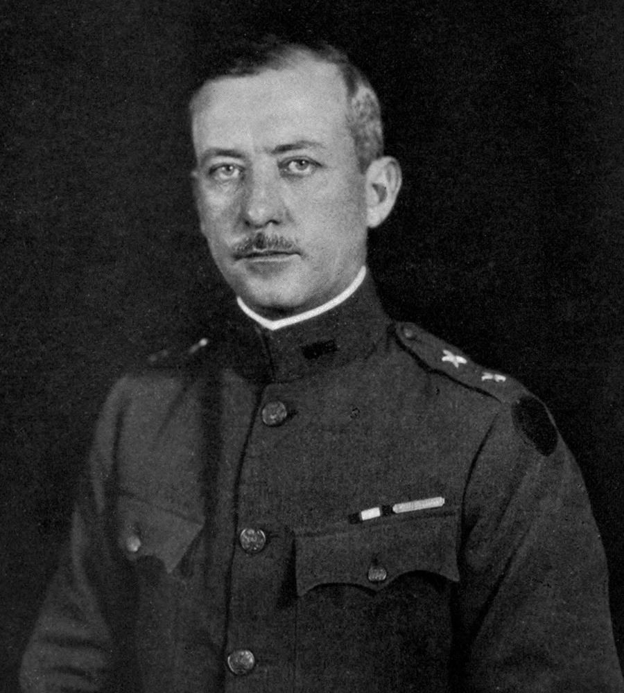 #OnThisDay 1961 Major General John Francis ORyan passed away. ORyan was Americas youngest ever Division Commander in #WW1 &was a pioneer of live fire drills for the military. He later became the New York City Police Commissioner.His father was from Ireland. #Ireland #History