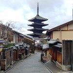 京都の観光地に人がいない!週末の京都でこの景色がとれてしまうのは異常事態。