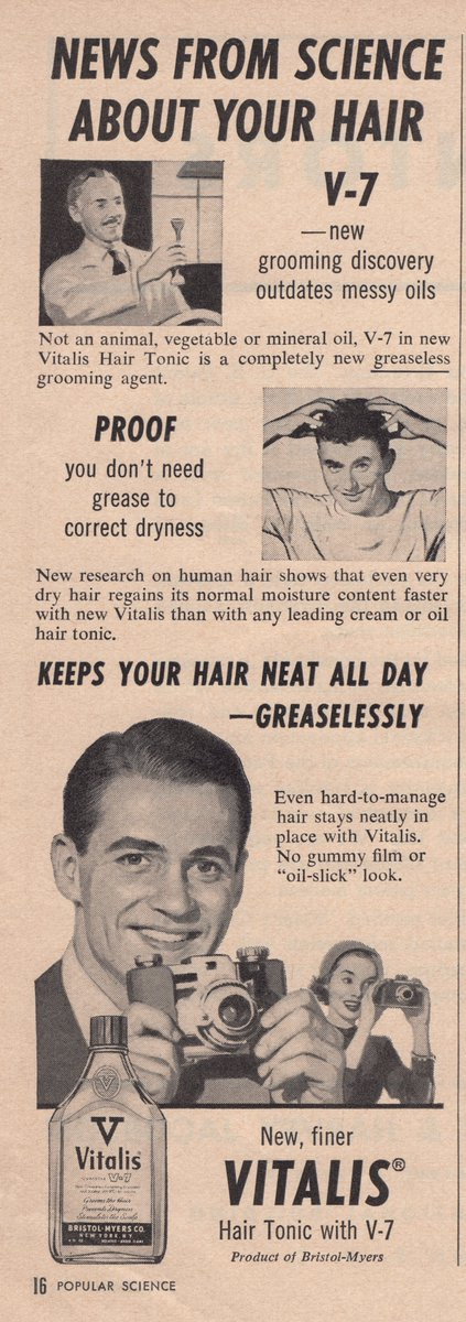 @neiltyson There's nothing Science can't do! #Science #Vitalis #ScienceNews #HairScience pic.twitter.com/0RNF5glTLW