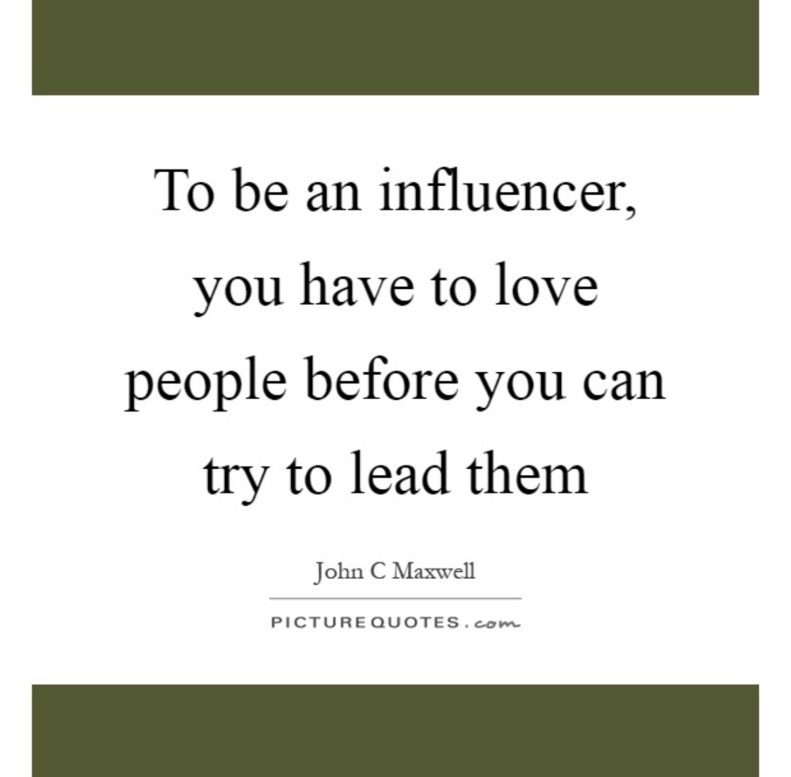 Ever ponder what it takes to be a person of influence? @Region12