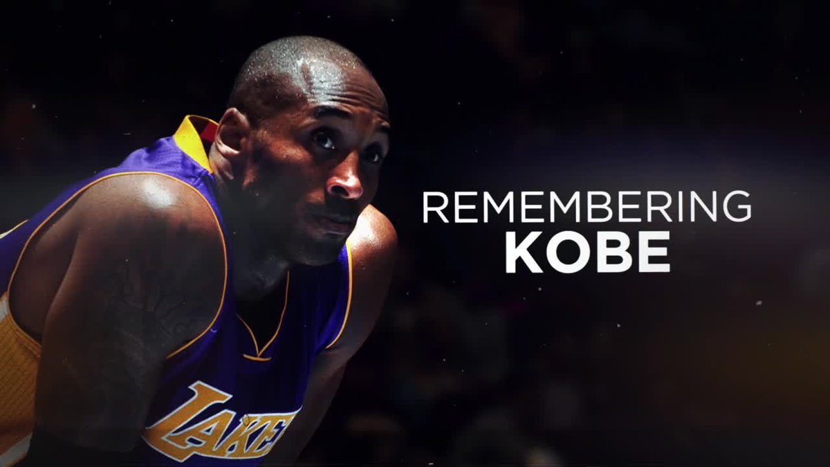 Here's The Kobe Bryant Tribute Video TNT Played Tonight
