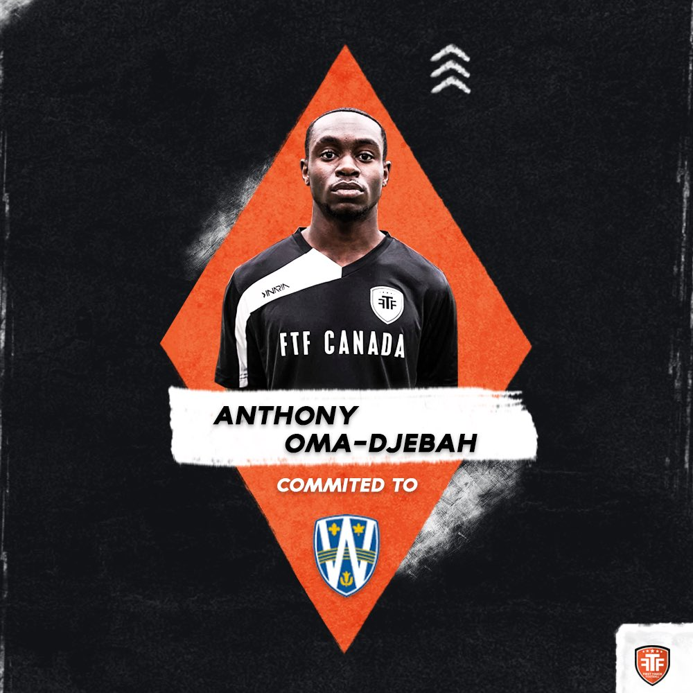 FTF Canada congratulates FWD Anthony Oma- Djebah (@anthonydjebah)  on his commitment to @lancersoccer_ for the 2020 season!  Anthony  was a participant at our FTF Canada Combine Series & we wish him nothing but success in his university career #FTFAlum  #FTF #LeaveYourMarkpic.twitter.com/JRfhrtyPJC