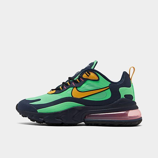 MENS NIKE AIR MAX 270 REACT SHOES SNEAKERS   #sneakerheads #sneakers #airmax #airmax270 #fitness #sneakeraddict #solecollector #activewear #kotd #nicekicks #sneakerfreak #kicksonfire #ootd #athleisure #instakicks #nike