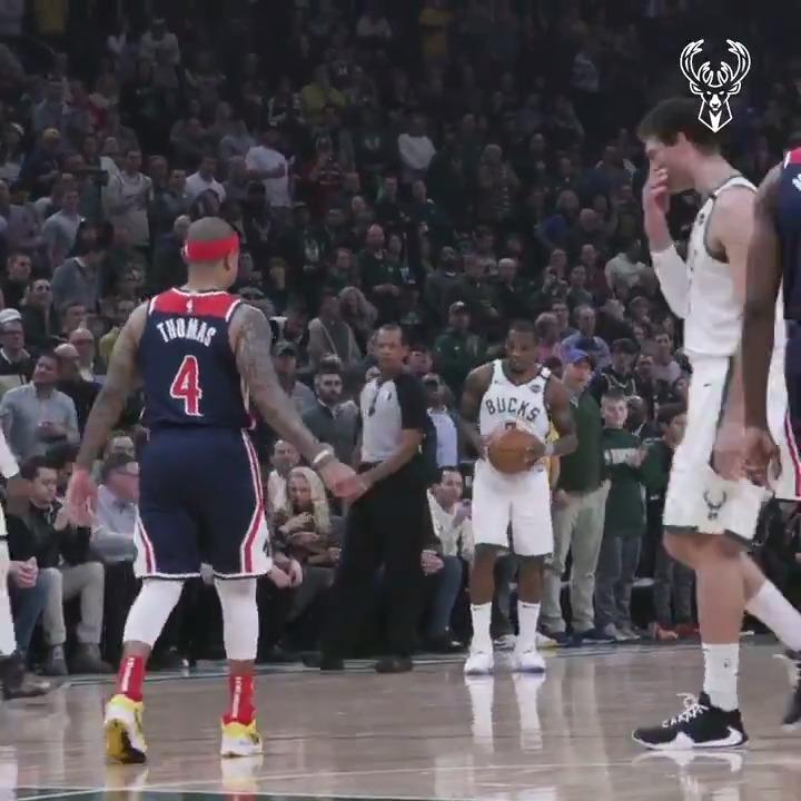 Milwaukee Bucks @Bucks