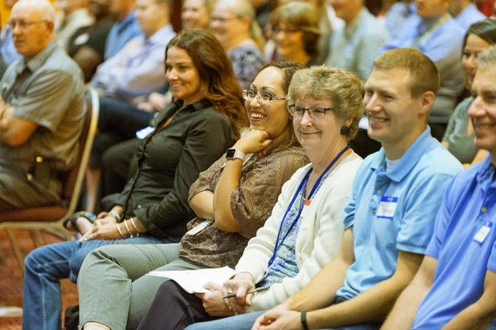 Educational conferences in 2020 (teachers)