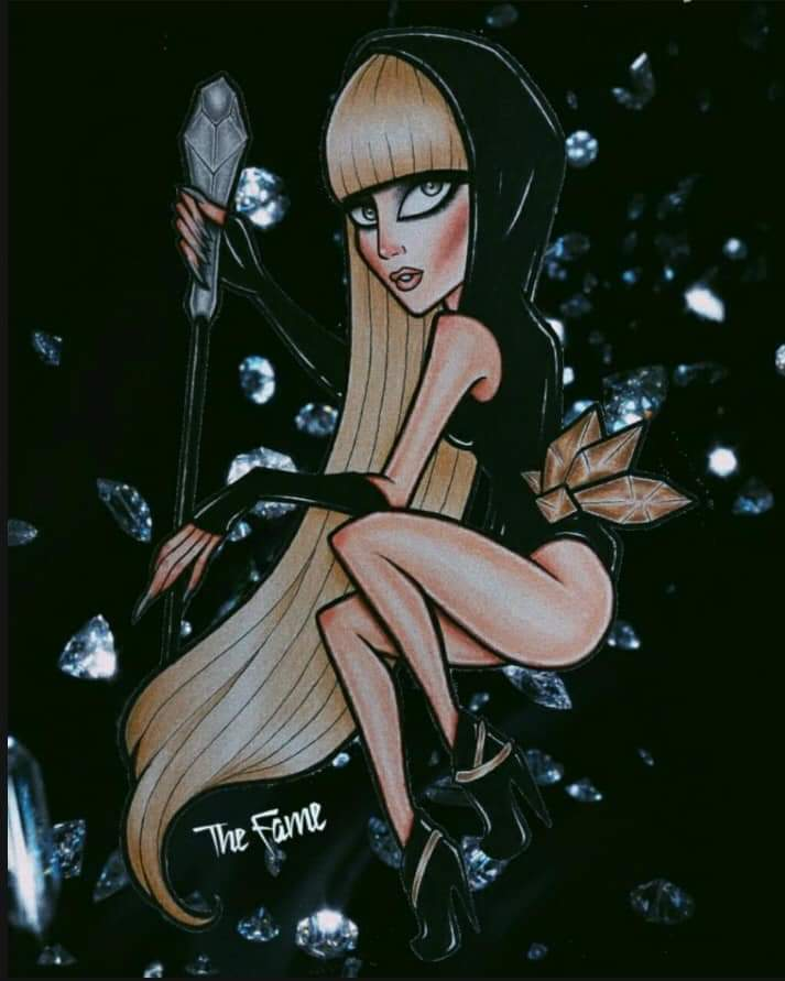 @ladygaga  in a draw of shes first album #TheFame    #LadyGaga  #LadyGagaIsComing  #LG6  #StupidLove  #AStarIsBorn  #Enigma