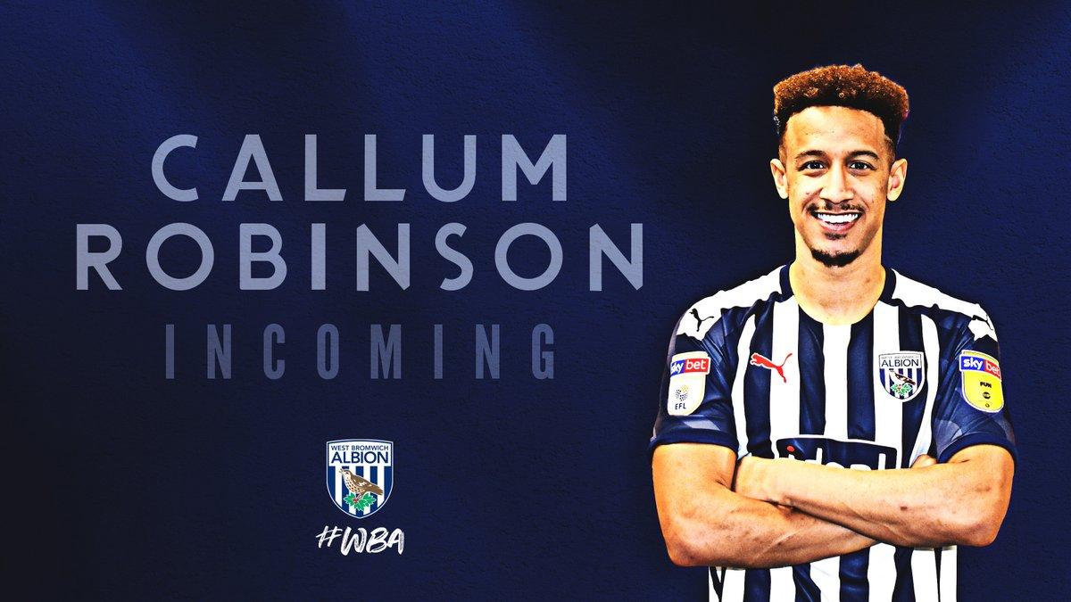 Callum Robinson