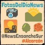 Image for the Tweet beginning: FotosDelDíaNews: AlcorconHoy. com✅ ¡Buenos días #Alcorcón! Así