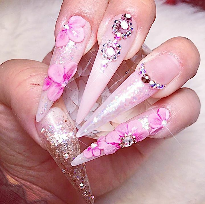 Acrylic Full Set Gel Nail Art Design on 01/12/2020. @popnaillv #BTS #BTSARMY #BT21 #BTS #BTSNAILART #BT21NAIL #beauty #lash #lasvegas #salon #lounge #vegas #nail #nailsalon #nailarts #naildesign #kawaii #japanesenail #japanese #gelnail #nailspa #nailart #naildesigns #dayspa …